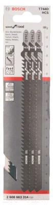 Пилки для лобзика Bosch 2.608.663.314