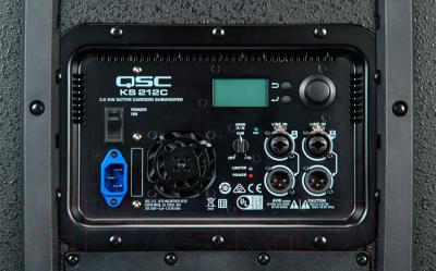 Сценический монитор QSC KS212C