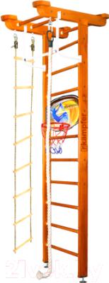 Детский спортивный комплекс Kampfer Little Sport Ceiling Basketball Shield (классический, стандарт)