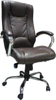 Кресло офисное Everprof Argo PU (коричневый) -
