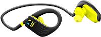 Наушники-гарнитура JBL Endurance Dive / ENDURDIVEBNL (черный/салатовый) -