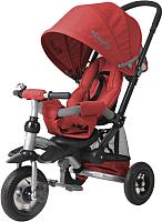 Детский велосипед с ручкой Lorelli Jet / 10050360007 (red) -