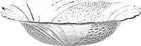 Тарелка столовая глубокая Pasabahce Папийон 10277/1066188 -