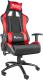 Кресло геймерское GENESIS Nitro 550 NFG-0784 Gaming (черный/красный) -