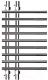 Полотенцесушитель водяной НИКА ЛБ-4 80x50 / 510850200 -