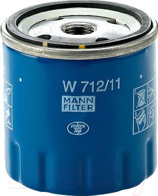Масляный фильтр Mann-Filter W712/11