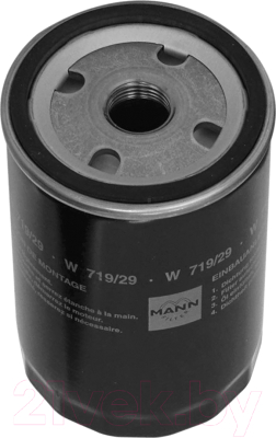 Масляный фильтр Mann-Filter W719/29