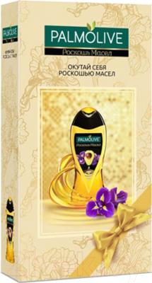 Набор косметики для тела Palmolive Гель для душа Роскошь масел. Авокадо и экстракт ириса 250мл