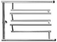 Полотенцесушитель водяной НИКА ПМ-3 50x70 / 580570100 (с полкой) -