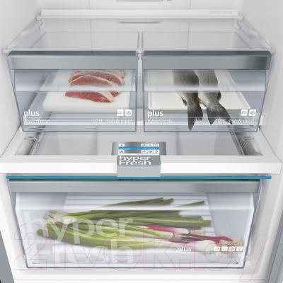 Холодильник с морозильником Siemens KG39NAI31R