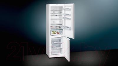 Холодильник с морозильником Siemens KG39NAW31R