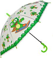Зонт-трость Ausini VT18-11071 (зеленый) -