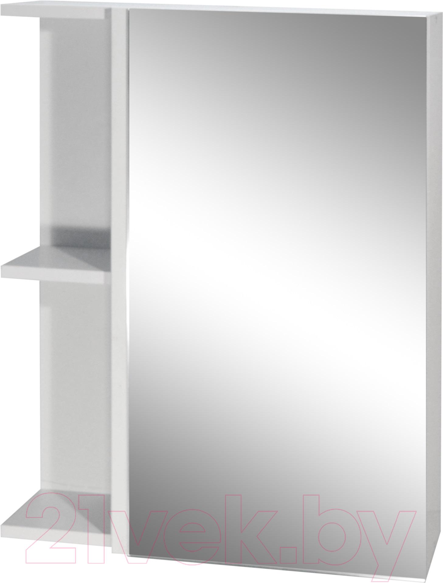 Купить Шкаф для ванной Гамма, 05т (белый), Беларусь