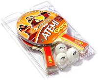 Набор для пинг-понга Atemi Glory -