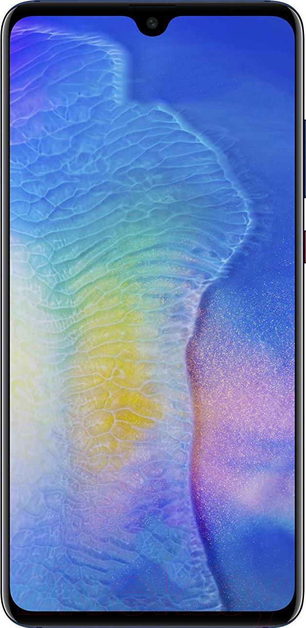 Купить Смартфон Huawei, Mate 20 4GB/128GB / HMA-L29 (полночный синий), Китай