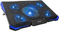 Подставка для ноутбука Crown CMLS-k331 (синий) -
