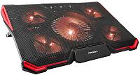 Подставка для ноутбука Crown CMLS-k330 (красный) -