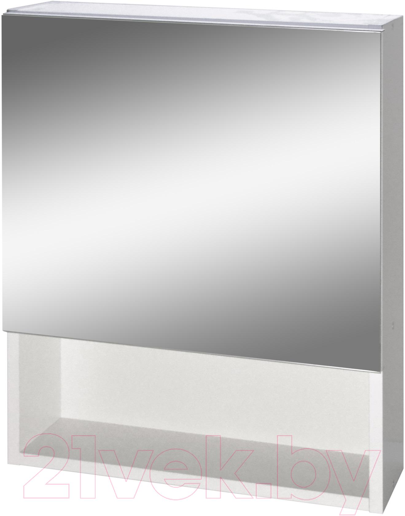 Купить Шкаф для ванной Гамма, 12 (белый), Беларусь