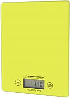 Кухонные весы Esperanza Lemon EKS002G (зеленый) -