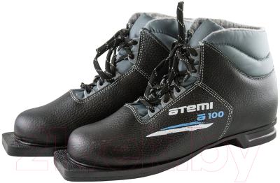 Ботинки для беговых лыж Atemi А100 NN75 (р-р 44)