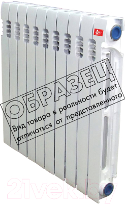Радиатор чугунный STI Нова-300 (7 секций)