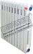 Радиатор чугунный STI Нова-300 (16 секций) -