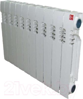 Радиатор чугунный STI Нова 500 (8 секций)