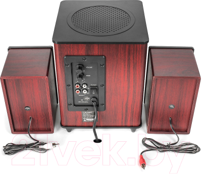 Мультимедиа акустика Crown CMS-440