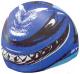 Шапочка для плавания Atemi PSC301 (голубой/акула) -