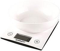 Кухонные весы Scarlett SC-KS57B10 -