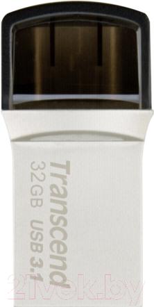 Купить Usb flash накопитель Transcend, JetFlash 890S 32GB (TS32GJF890S), Китай