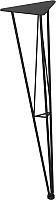 Подстолье Sheffilton SHT-TU10 (черный) -