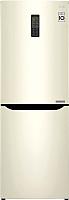 Холодильник с морозильником LG GA-B379SYUL -