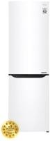Холодильник с морозильником LG GA-B419SQJL -