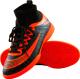Бутсы футбольные Atemi SD100 Indoor (черный/оранжевый, р-р 39) -
