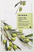 Маска для лица тканевая Mizon Joyful Time Essence Mask Olive -