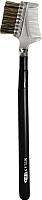 Кисть для макияжа Milan Pro 9N для бровей и ресниц -