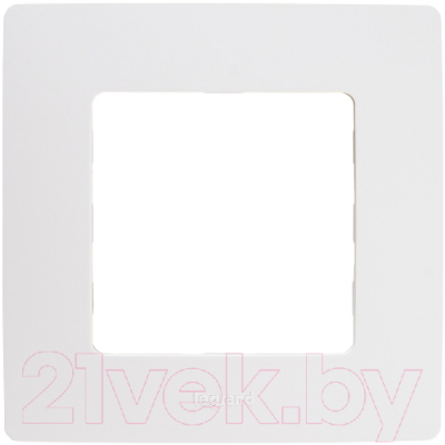 Рамка для выключателя Legrand Etika 672501 (белый)