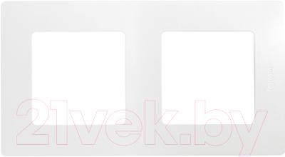 Рамка для выключателя Legrand Etika 672502 (белый)