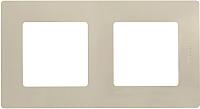 Рамка для выключателя Legrand Etika 672512 (слоновая кость) -