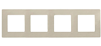 Рамка для выключателя Legrand Etika 672514 (слоновая кость) -