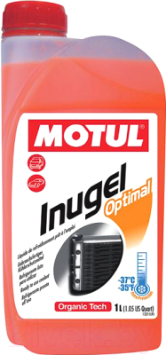 Антифриз Motul Inugel Optimal G12/G12+ / 102923 (1л)