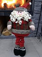 Фигура под ёлку Подари Дед Мороз красный / 2201 XMAS -