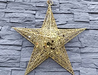 Подвеска новогодняя Подари Звезда / 2275 XMAS -