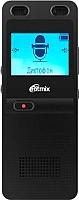 Цифровой диктофон Ritmix RR-910 (4Gb, черный) -