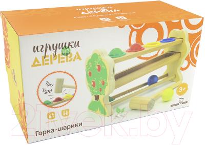 Развивающая игрушка МДИ Горка-шарики / Д003