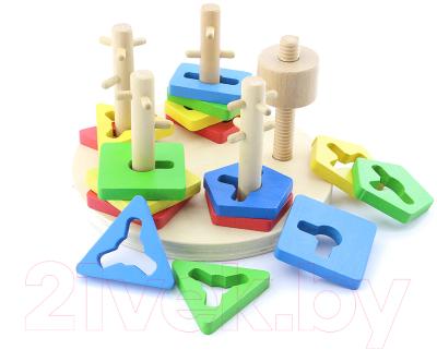 Развивающая игрушка МДИ Логический круг / Д019