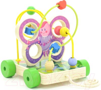 Развивающая игрушка МДИ Лабиринт. Бабочка / Д116