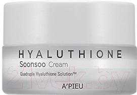Крем для лица A'Pieu Hyaluthione Soonsoo Cream увлажняющий (50мл)