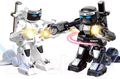 Набор радиоуправляемых игрушек Amy & Benton Боевые Роботы CPS-777615 (2шт)
